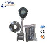 Dn80 RS485 Flange Installation Vortex Air Flow Meter Price