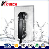 Waterproof Telephone Auto Dial Phone Knzd-10 Public Telephone Bank Phone