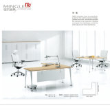 Office Furniture Auminum Standard Sizes Modular Manager Desk