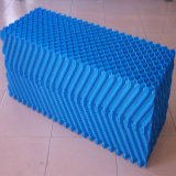 Open FRP Wet Cooling Tower PVC Fillling Material