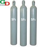 Sulfur Hexafluoride Gas 99.995% in 40L Cylinders Sf6,
