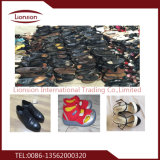 Men′s Leather Shoes Used Shoes Exported to Africa