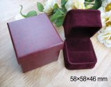 Luxury Plastic Ring Boxes, Jewelry Boxes, Packaging Boxes, Gift Boxes