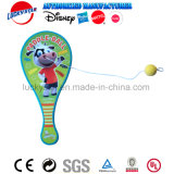 2018 Classic Paddle Ball Plastic Toy for Kids Promotion