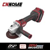 Heavy Duty Cordless 20V Brushless Angle Grinder Power Tools