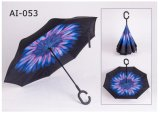 Advertising Gift Different Types of Wedding Giveaway Car Rain Umbrella