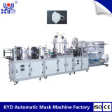 Kyd Automated Type 3-D Solid Folded Face Mask Dust Mask Welding Machine with Favorable Price