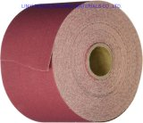 "400 Grit 75 FT Sandpaper Roll 2.75"" Adhesive for Auto and Woodworking"