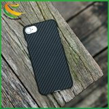 Ultra Slim Fitting (0.7mm) Super Light (10g) Sturdy Non-Slip Aramid Fiber Phone Case for Apple iPhone 7 (Black/Grey twill) Matte