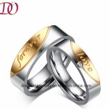 Forever Love Engagement Wedding Ring for Her and Him