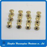 Brass Button Stud Rivet Chicago Screw for Leather Belt