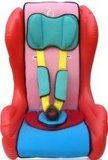 Inflatable Child Car Booster Seats With Soften Seatbelt