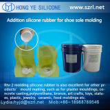RTV-2 Liquid Silicon Rubber for PU Sole Mould Factory
