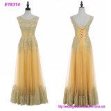 Wholesale Woman Elegent Long Hand-Made Evening Dresses