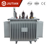 High Voltage Three Phase Oil Immersed Power Distribution Transformer 3150kVA Price