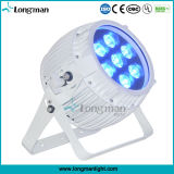 Full Color RoHS 98W Wireless Battery Operated Stage LED Lights