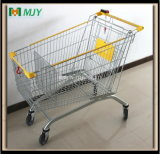 210 Liters Supermarket Shopping Cart