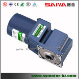 60W AC Motor Matched with Spiral Bevel Hollow Shaft Reducer