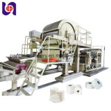 Small Toilet Paper Roll Making Machine Production Line