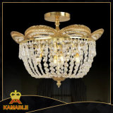 Fancy Brass Indoor Vintage Chandelier Ceiling Lighting (KATX-0842-4)