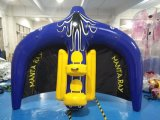 Inflatable Flying Fish Tube Water Toy Manta Ray Towable
