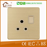 15A Wall Switched Socket Good Sell for Indonesia Market