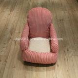 Red Stripes Pet Cushion Cat Luxury Dog Sofa Bed