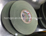 Black Flame Retardant Acetate Cloth Tape with Acrylic