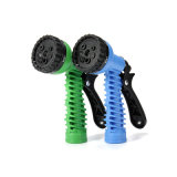 7 Way Adjustable Patterns Garden Hose Nozzle