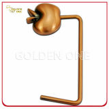 Cute Design Antique Copper Plated Metal Handbag Hook