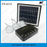 House Lighting Solar Power System with Phone Charging