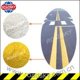 Anti-Wear White Highway Signs Reflective Road Line Marking Paint