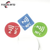 13.56MHz Ntag213 NFC Tag for Public Transport and Payment