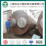 Pressure Tank Vaporizer with Helium Leakage Test and Inside Cleaning