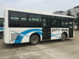 LHD Six Gearbox Safety Hybrid 70L Fuel Inner City Bus