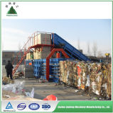Automatic Scrap Carton Baler/ Carton Compress Machine/ Carton Baling Equipment