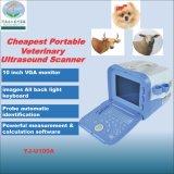 Cheapest Good Price Portable Vet Ultrasound Scanner for Medical