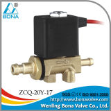 Bona Brass Solenoid Valve for Welding Machinezcq-20y-17 (1)
