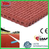 Synthetic Rubber Prefabricated Athletic Tracks for Sports Court