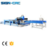 Fiber Laser Metal Cutting Machine for Plate and Pipe Tube