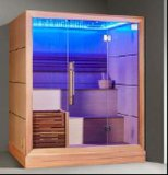 Monalisa Deluxe Small Size LED Light Sauna Room