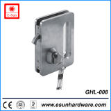 Europe Popular Shower Latch in Frameless Glass Door Lock (GHL-008)