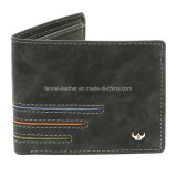 Genuine Leather Wallet/Billfold Direct Chinese Factory (EU4189)