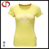 New Patterned Custom Design China T Shirts for Women