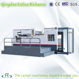 High Technology Automated-Manual Die Cutting Machine with Stripping