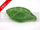 Green Leaf Transparent Wholesale Mini Custom Hotel Soap