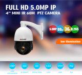 5MP 36X IR 100m Starlight Auto Tracking IP Outdoor PTZ Cheap IP Smart Camera