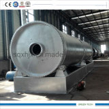 Green Tire Recycling Machine Pyrolysis Tire Waste to Oil