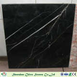 Black Nero Marquina Marble Slabs for Tiles/Countertop/Vanity Top/Wall Tiles