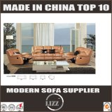 Upholstery Furniture Living Room Reclining Sofa 1+2+3